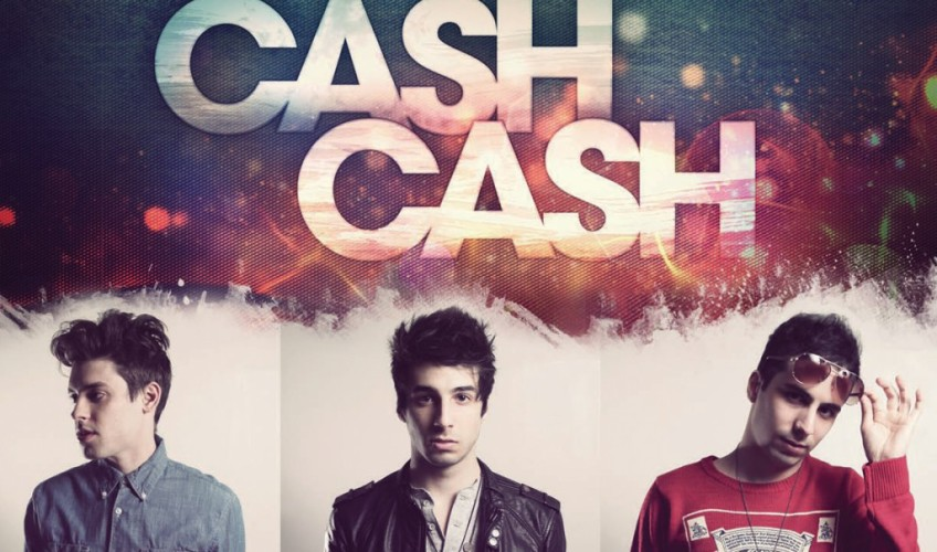 Cash Cash #FeaturedArtistTuesdays @CashCash