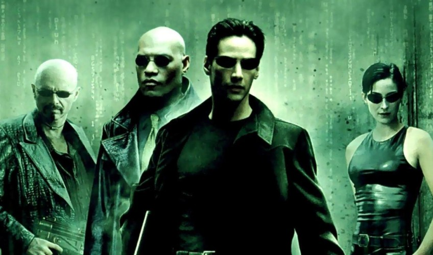 The Matrix. Who is the main character?