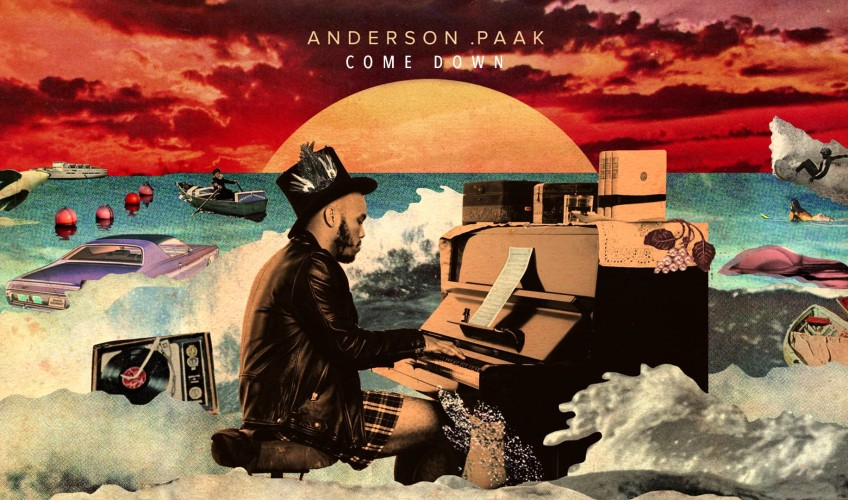 Anderson .Paak #FeaturedArtistTuesdays @AndersonPaak